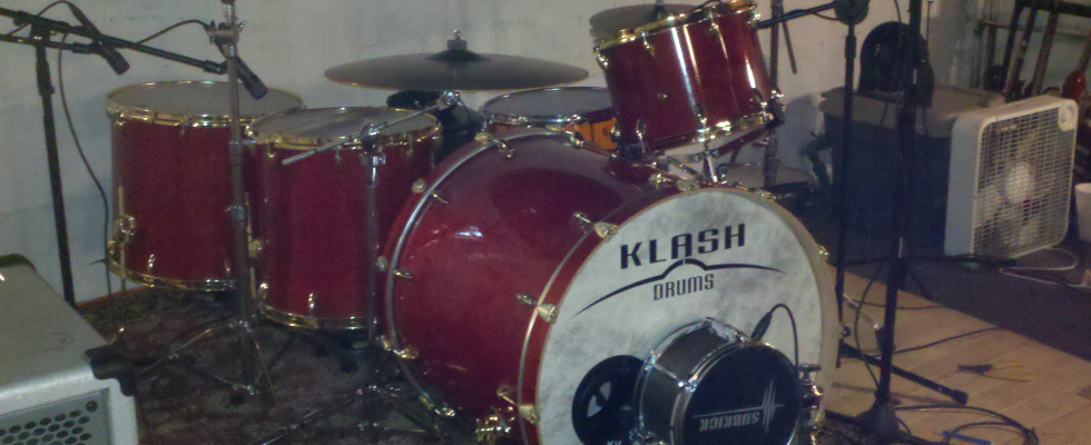 Klash Drum Kit